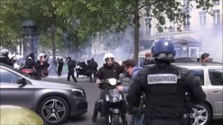 France présidentielle 2017 : les lycéens VS Le Pen / Macron