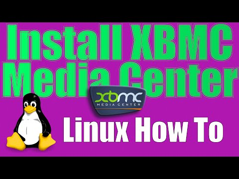 How To: Install XBMC Media Center on Linux