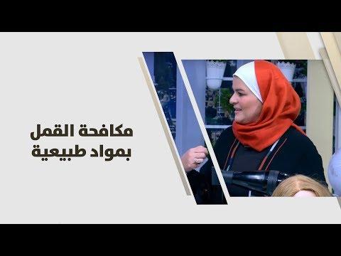 سميرة كيلاني - مكافحة القمل بمواد طبيعية - اقتصاد منزلي