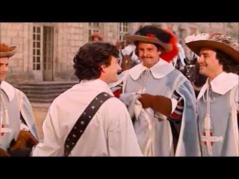 Xem phim Ngự lâm quân Tây Ban Nha - Ba chàng lính ngự lâm   Les trois mousquetaires