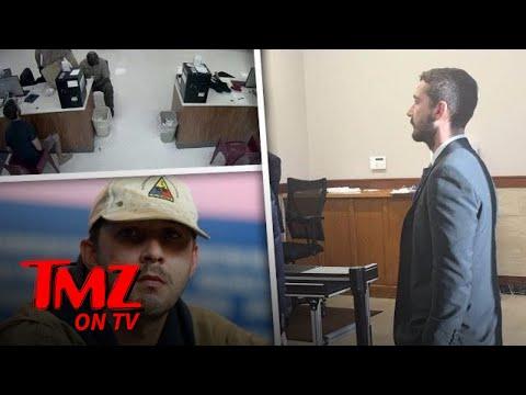 Shia Labeouf Needs Anger Ed Classes | TMZ TV
