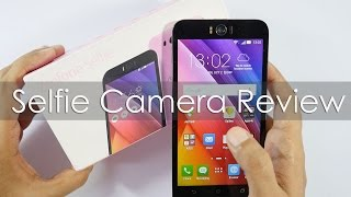 zenfone Selfie Smartphone Camera Review with Samples