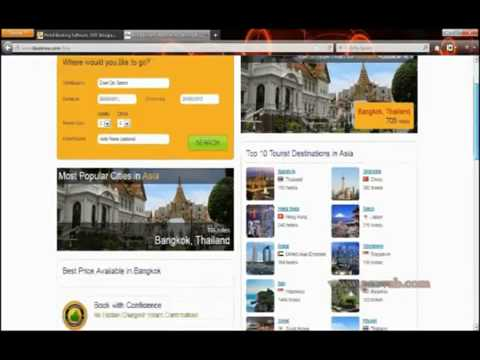 Hotel reservation system hotel reservation system review for Site reserver hotel