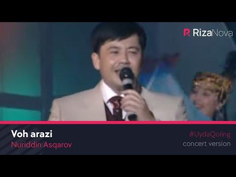 Nuriddin Asqarov - Voh Arazi