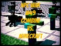 Garry's Mod NPC War #49 Combine vs. Minecraft SNPCs