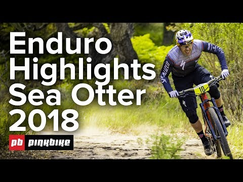 Sea Otter Classic Enduro Highlights 2018