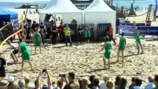 BRISANT Beachvolleyball in Travemünde am 15.06.2013