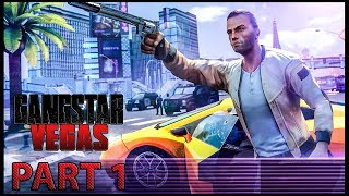 Gangstar Vegas Mafia Game Android Gameplay Walkthrough Part 1 Intro Mission (Android & iOS)