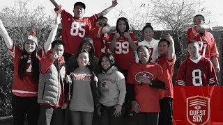 Repeat youtube video 49ers vs Panthers {Divisonal Playoffs 2014} Fans Reaction