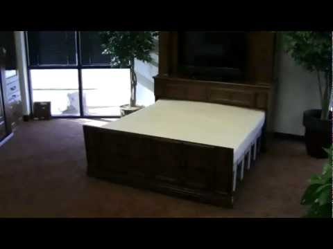 automatic power murphybed | wilding wallbeds