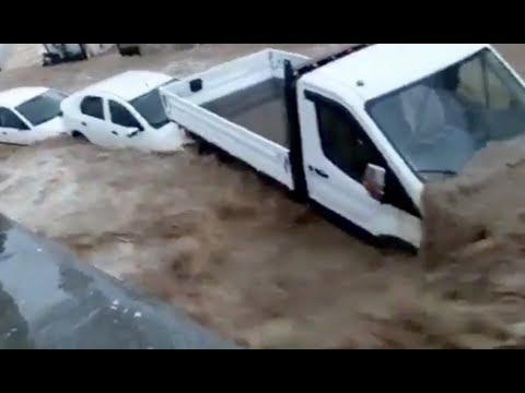 Flash Flood, HUGE DM Search, Space Weather | S0 News Dec.3.2018