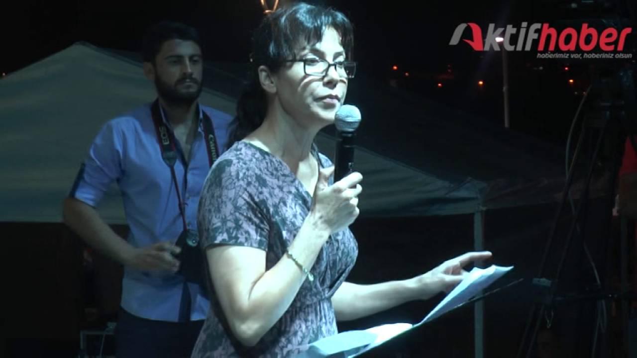 CHP İlçe Başkanı Nuriye Atabey