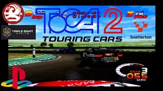 EPIC Race! | Pole Qualifying! | Expert | TOCA 2 Touring Cars | Vauxhall Vectra | Snetterton | PS1 HD