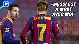 Antoine Griezmann lâche ses vérités sur Lionel Messi | Revue de presse