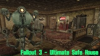 KEVIN'S ARCADE: Fallout 3 - Ultimate Safe House (Tenpenny Tower)