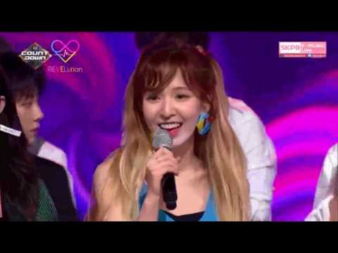 [VIETSUB] 170720 Red Velvet Red Flavor 2ND Win & Encore in M! Countdown from YouTube · Duration:  3 minutes 12 seconds