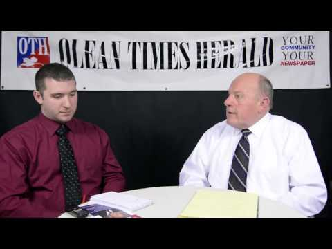 OTH Newsmakers: Olean Common Council Ward 5 candidate Otto Tertinek