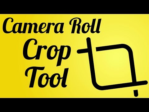 Using The Crop Tool In Snapchat - Snapthis Short
