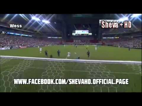 Los Angeles Galaxy O - 1 Real Madrid - Di Maria