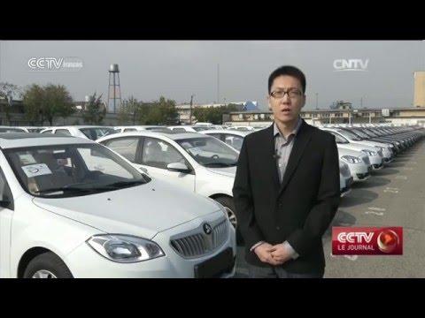 L'initiative chinoise permet le développement du secteur automobile en Iran