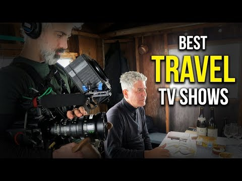 Top 5 Best Travel TV Shows