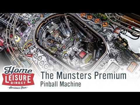 The Munsters Premium Pinball Machine (STERN 2019) (sold