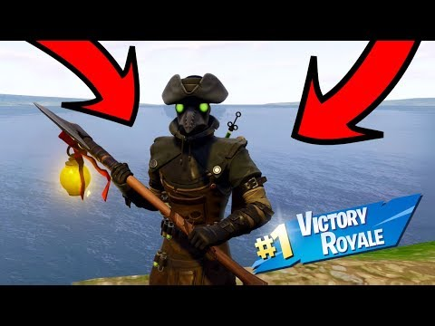 *NEW* Epic Plague Skin Gameplay  Fortnite Battle Royale