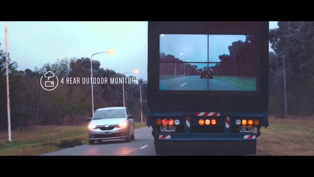 Samsung Quot The Safety Truck Quot Youtube