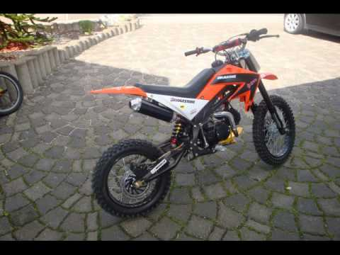 dirt bike 125ccm cross youtube. Black Bedroom Furniture Sets. Home Design Ideas