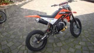 dirt bike 125ccm cross