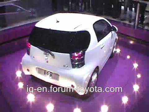Toyota IQ geneve 2008