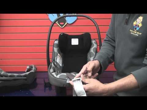Peg Perego Primo Viaggio SIP 30/30: Cleaning Car Seat (part 1)