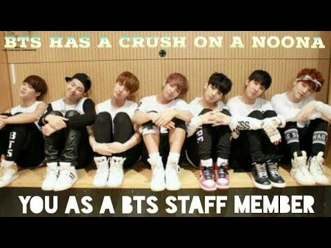 BTS IMAGINES | BTS HAVE CRUSHES ON YOU