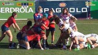 España - Francia | Rugby femenino | Amistoso Otoño 2017