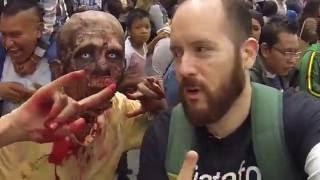 Marcha Zombie CDMX by Pollo Del Olmo
