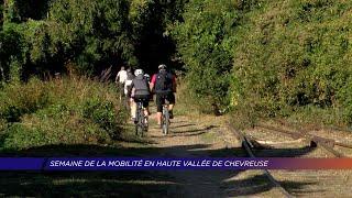 Yvelines | Semaine de la mobilité en Haute Vallée de Chevreuse
