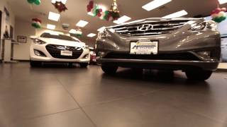 Advantage Hyundai Customer commercial Sonata 2014