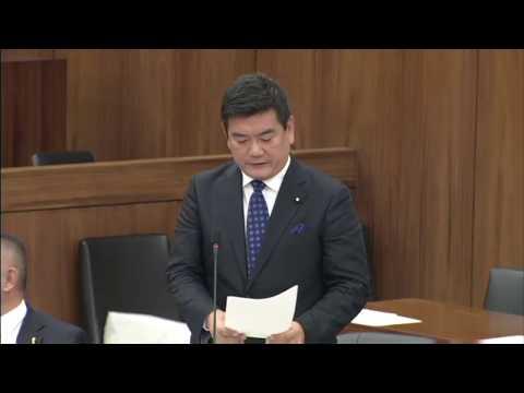 森山浩行「安倍政権の信頼は崩壊している!国民の皆さんそうではありませんか」 野党「そうだーーー!!」