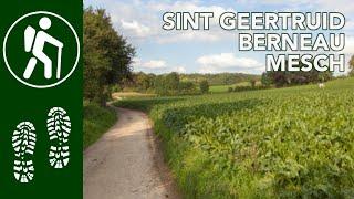Wandelen Sint Geertruid (Zuid Limburg) - Voerstreek (B)     WGZL 860