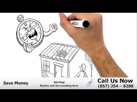 Roof Repair Boston, MA - (857) 254 - 8288