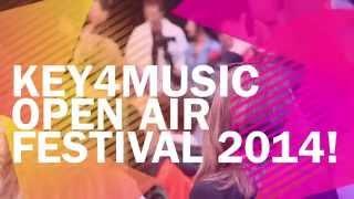 Video Key4Music Open Air Festival 2014 download MP3, 3GP, MP4, WEBM, AVI, FLV April 2018