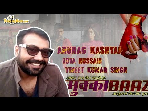 The Selfie Interview with Anurag Kashyap