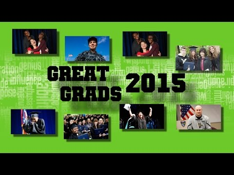 Lorain County Community College - Great Grads 2015