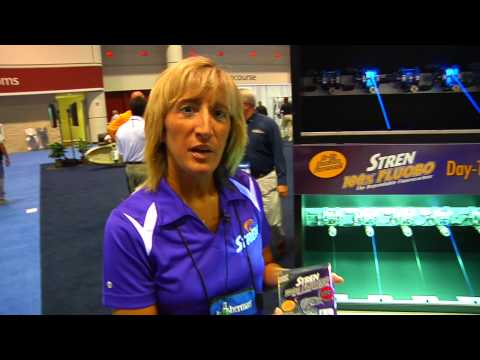 ICAST 2009 - Stren Fishing Line