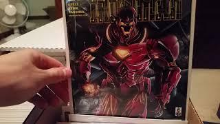 Iron Man Comic Book Collection Part 1