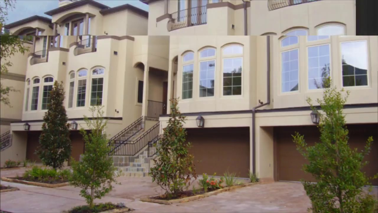 New Houston Townhomes