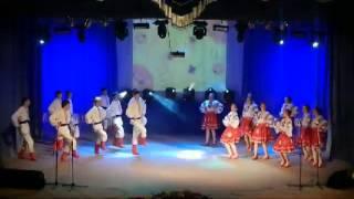"""13. """"Полька-веселуха"""".Танц. колектив """"Юність"""" Крижопільський будівельний ліцей"""