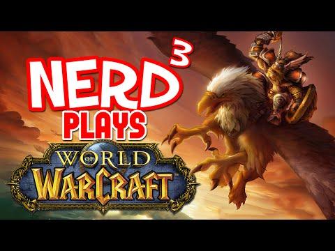 Nerd³ Plays... World of Warcraft - Visiting Grandad