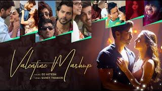 Valentine Mashup 2020 (DJ Hitesh) Mp3 Song Download