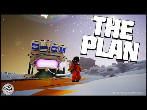 THE PLAN ! More Duplication Glitch Fun, Next Update? E15 Astroneer Gameplay Z1 Gaming